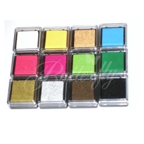 Pigmentová vankúšik - malý - Obrázok č. 1