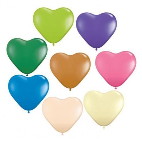 Balón srdce - malý - Obrázok č. 1