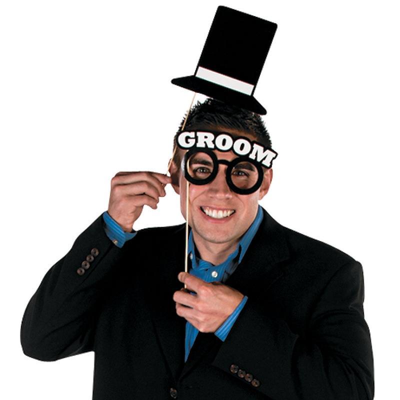 """Set """"Groom"""" a """"Bride"""" 6ks - Obrázok č. 2"""