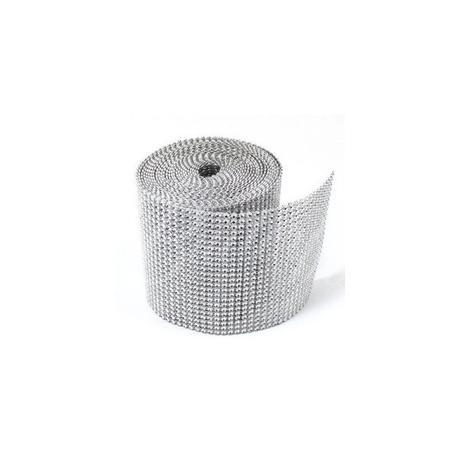 Dekoračný diamantový pás 5cm / 2m - Obrázok č. 1