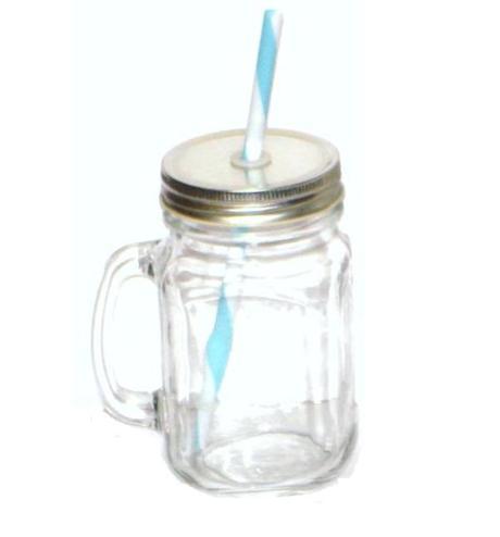 Nápojový pohár s viečkom a plastovou slamkou - Obrázok č. 1