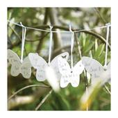 Svadobné priania / motýliky 30ks,