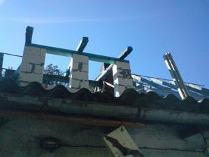 Tady bude balkon:-)