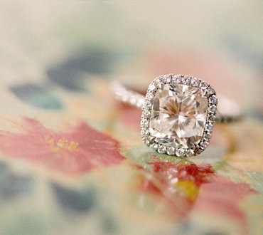 A ring by any other name... - Champagne sapphire