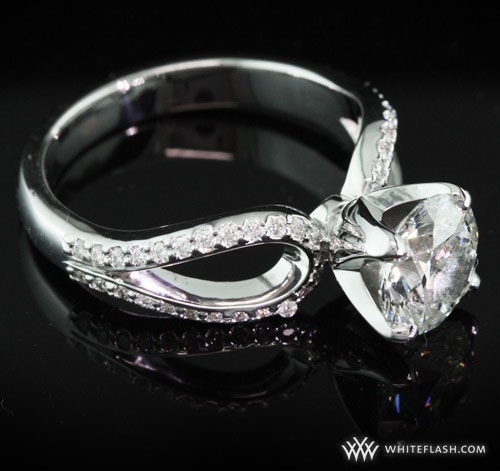 A ring by any other name... - Love the infinity style idea
