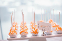 Wedding cake inspiration - Cute little cake pops