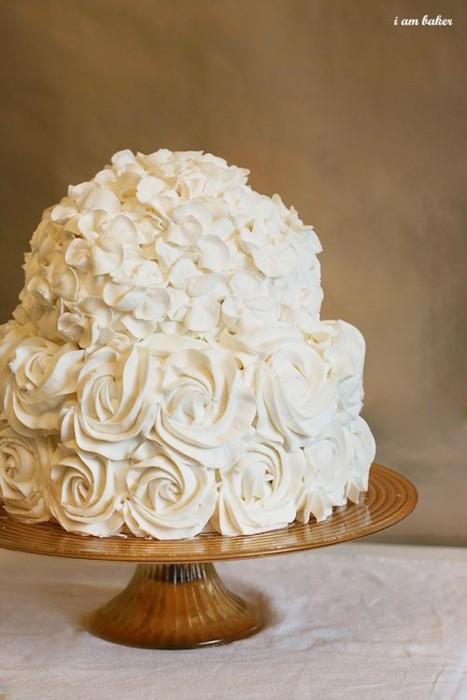 Wedding cake inspiration - Obrázok č. 5