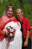 Some wedding pics to make you smile :) - Obrázok č. 6