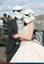 Some wedding pics to make you smile :) - No need to worry about the hairdresser then?