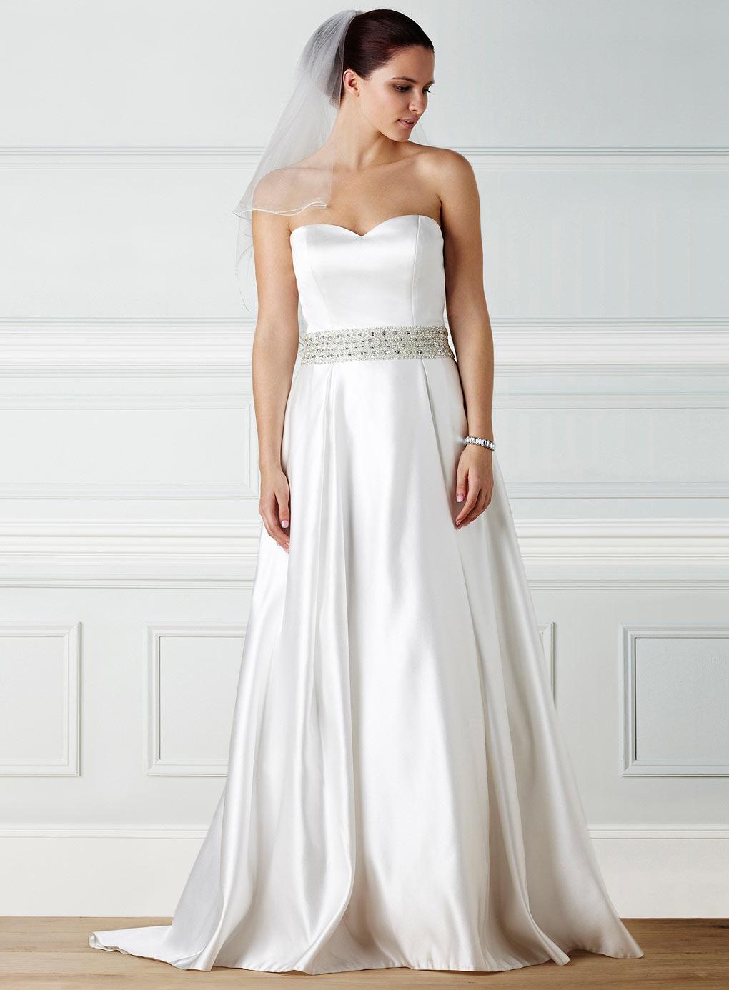 Exkluzívne svadobné šaty z UK - Obrázok č. 3