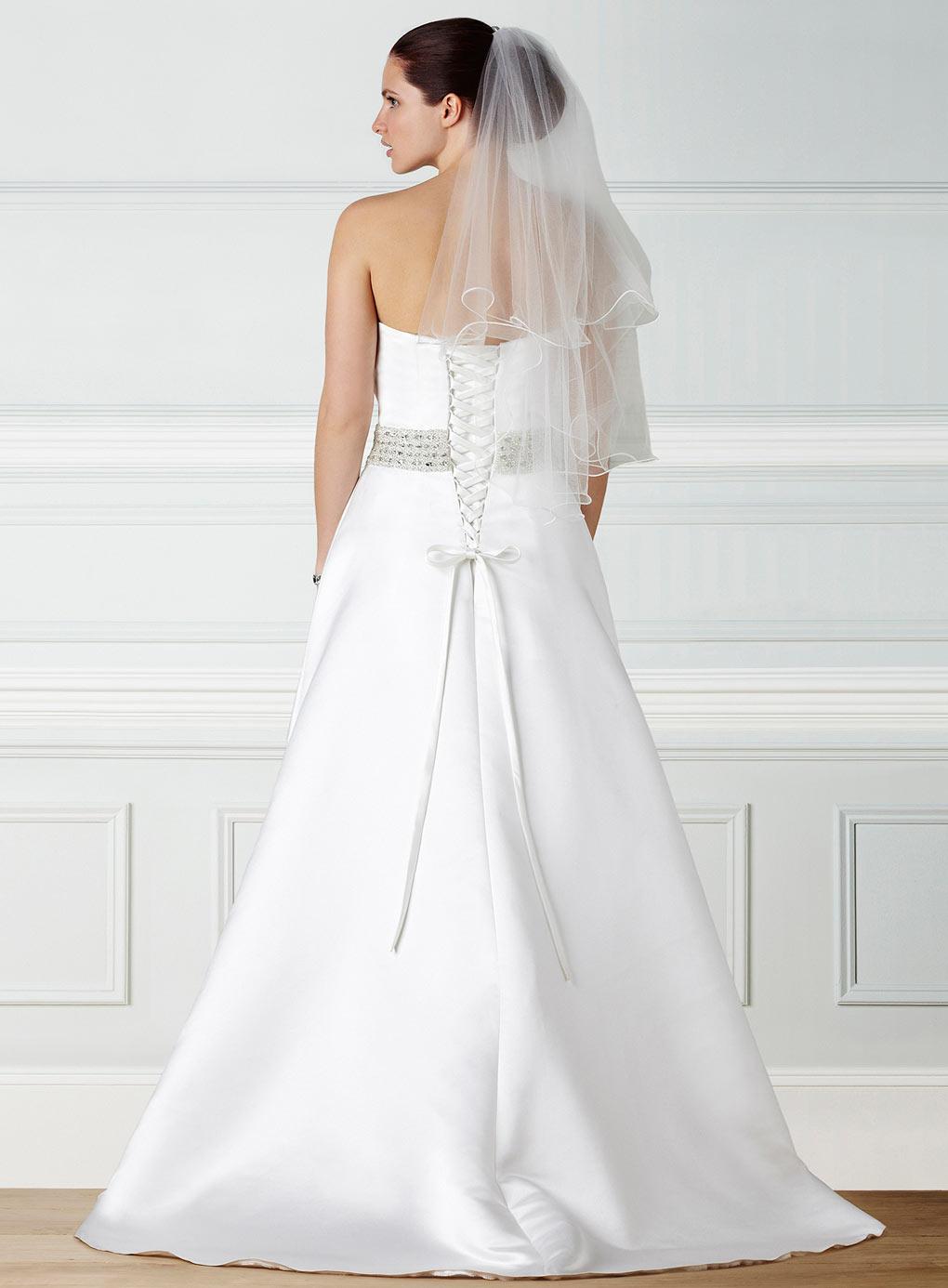 Exkluzívne svadobné šaty z UK - Obrázok č. 2