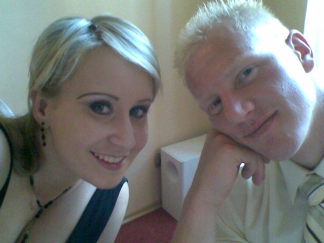 9. 8. 2008 Zuzana a Marián - ...a tu sme spolu :o)
