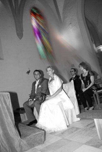 Lenka{{_AND_}}Marek - V kostole