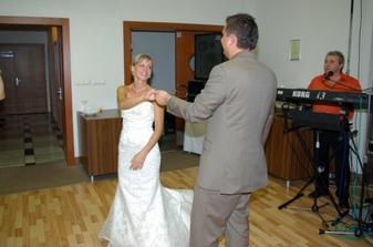 Náš novomanželský tanec