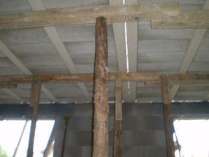 Ještě před vylitím stropů