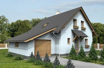 """Tak tady je náš budoucí domeček - """"Barunka"""""""