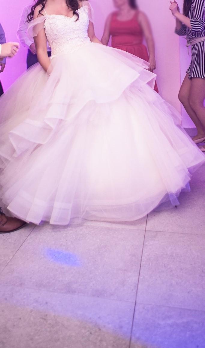 Svadobné šaty Enzoani Ibanda - Obrázok č. 4