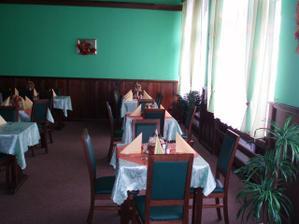 zamluvená restaurace
