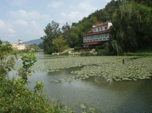 ...o tomhle penzionku uvažuji jako ubytování na svatební cestu - Piešťany Slovensko