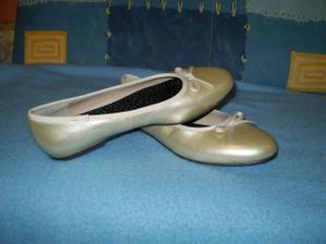 druhé svatební botky, které asi budu mít jako hlavní...