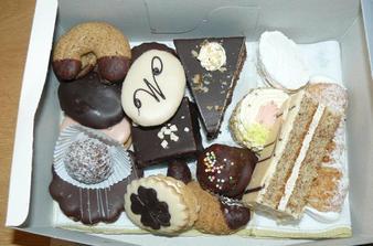 mňam... :o) cukroví bylo opravdu vynikající