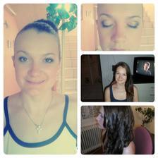 Make up + účes
