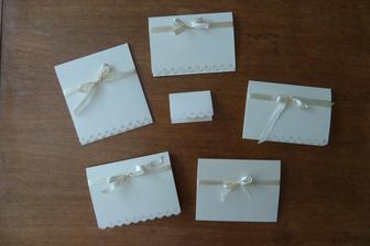 Vytvořené návrhy svatebních oznámení ... teď se rozhodnout .. pomozte :-)
