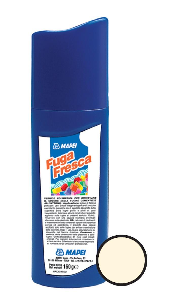 Nemáte prosím náhodou někdo  zkušenost s touto barvou na spáry?  Barva na spáry Mapei Fuga Fresca jasmín 160 g FUGAFRESCA130 - Obrázek č. 1