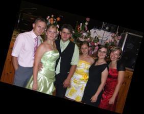 A na záver foto s priateľmi.....