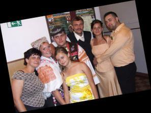 a rodinou....
