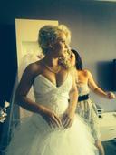 svatební šaty paula style, 38
