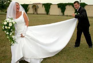 nevěsta na útěku :o))