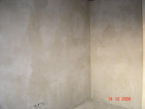 2. pokracovanie stavby...a predchadzajucej galerie... - ...omietky takmer fertig...