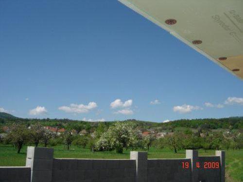 Bungalov 567 - výhľad z terasy na Karpaty