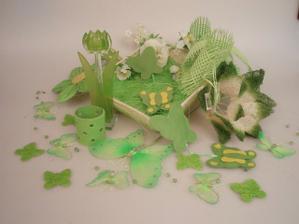zelená je zelená