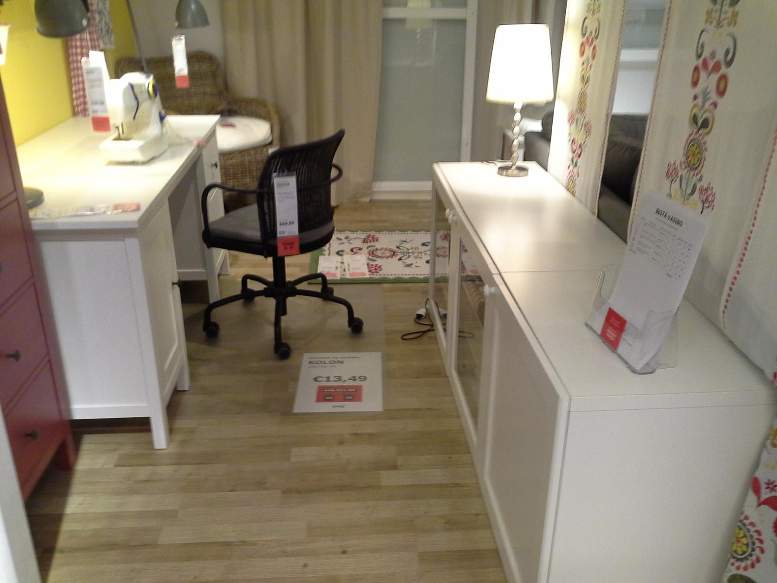 Biela Ikea... - Obrázok č. 7