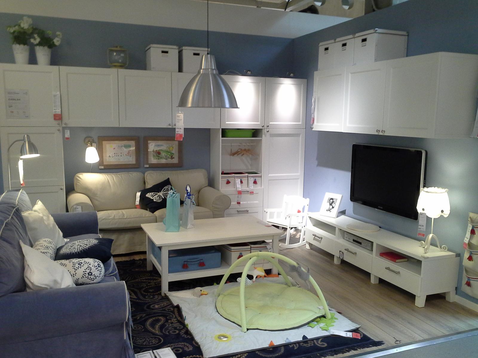 Biela Ikea... - Obrázok č. 17