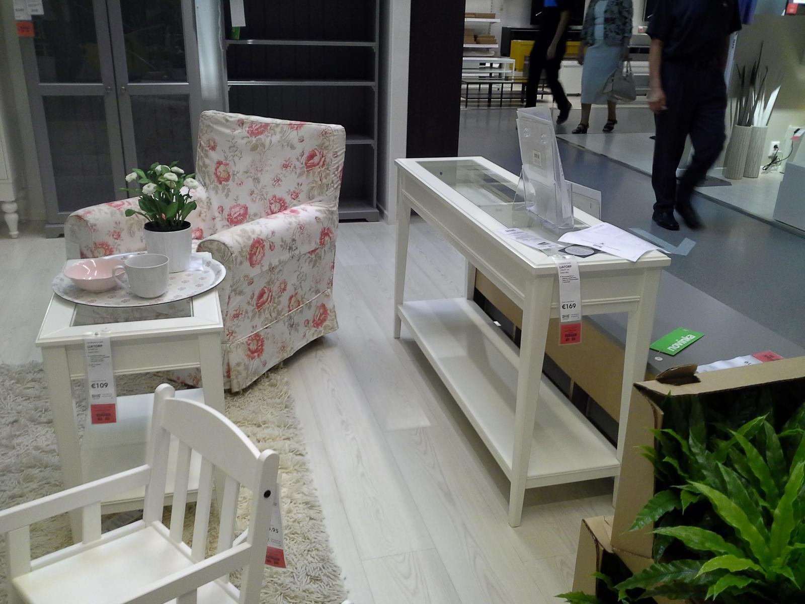 Biela Ikea... - Obrázok č. 24