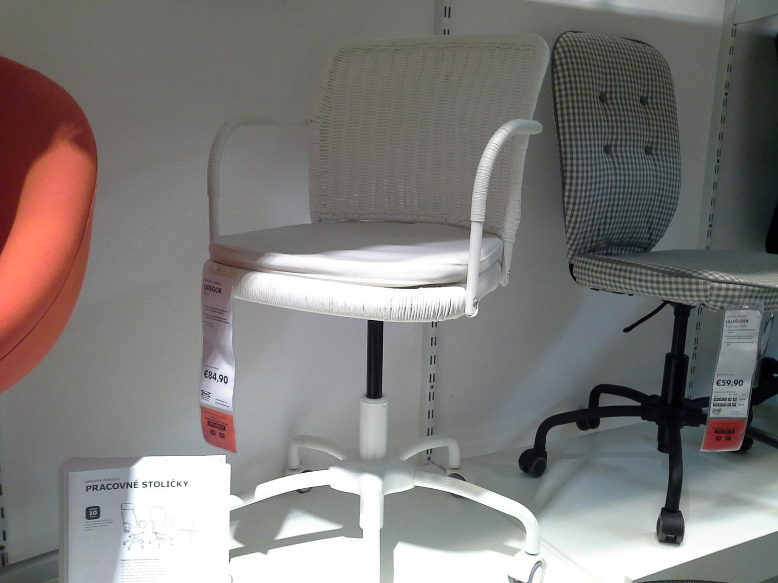 Biela Ikea... - Obrázok č. 48