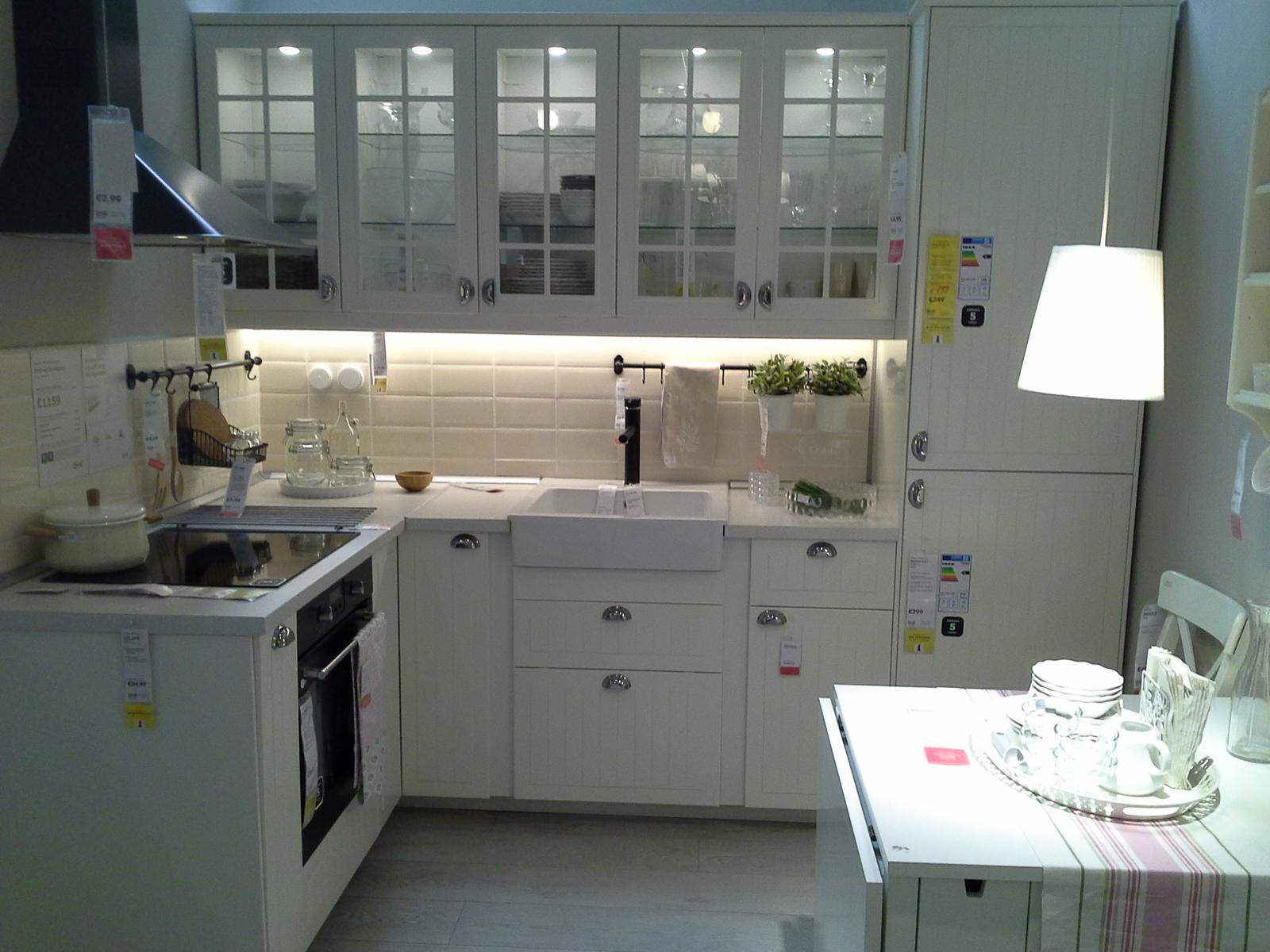 Biela Ikea... - Obrázok č. 55