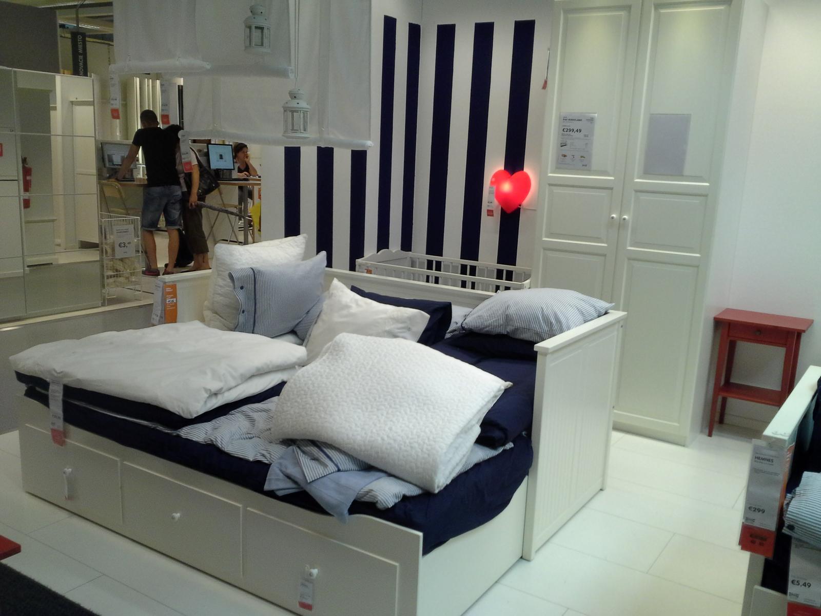 Biela Ikea... - Obrázok č. 86