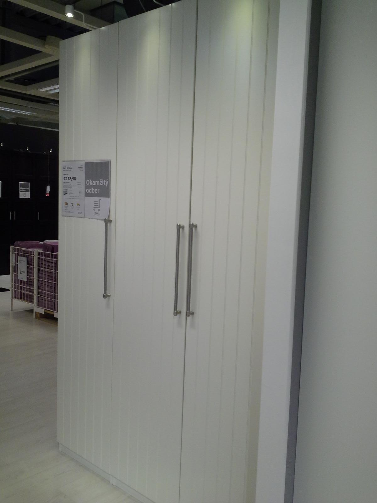 Biela Ikea... - Obrázok č. 89