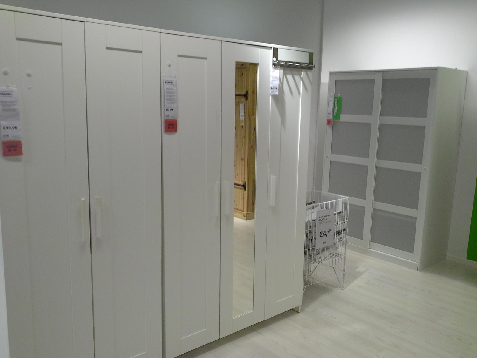 Biela Ikea... - Obrázok č. 97