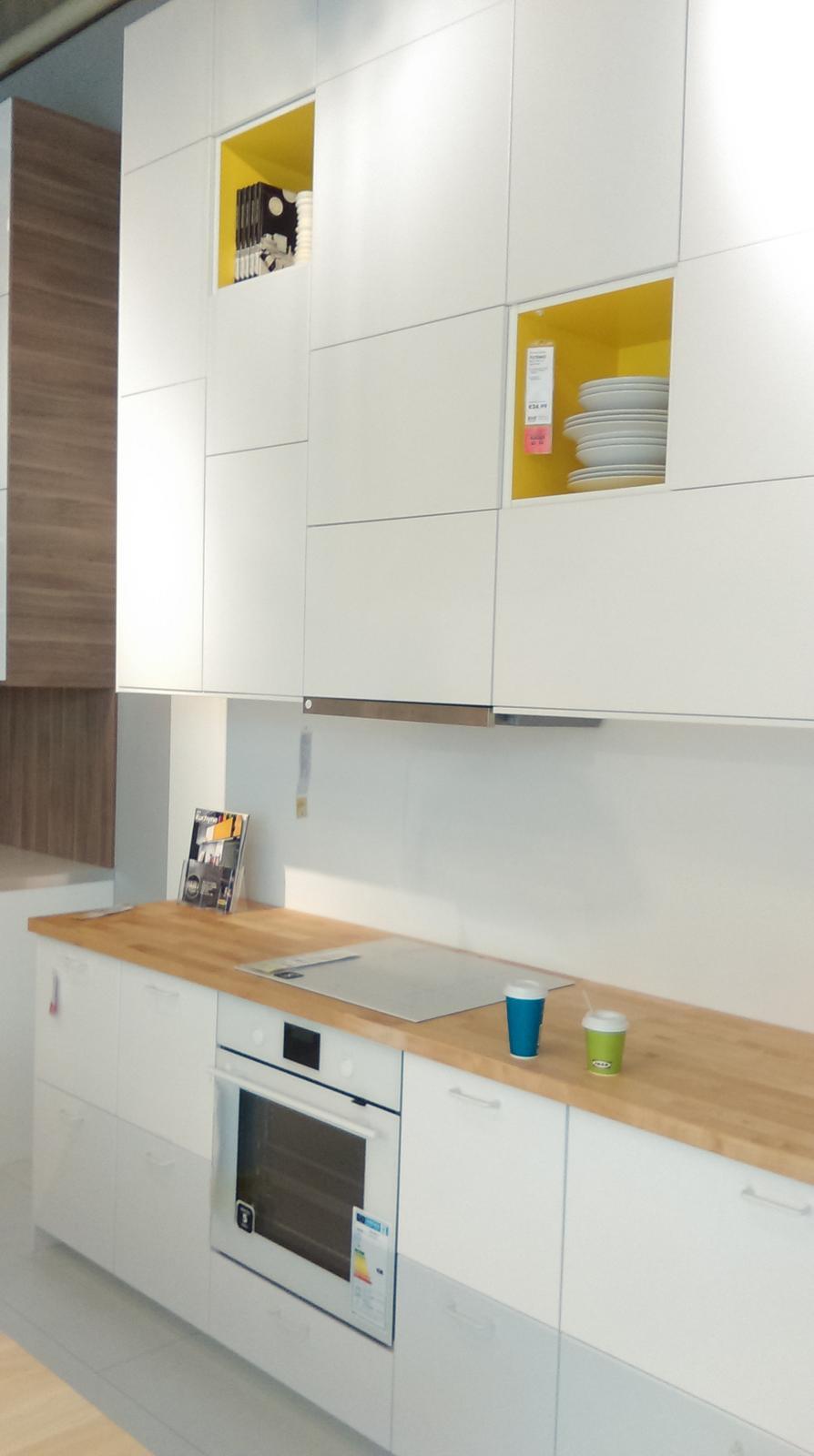 Biela Ikea... - Obrázok č. 179