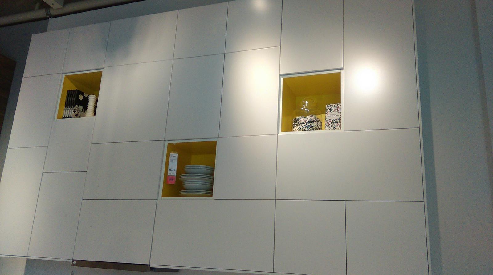 Biela Ikea... - Obrázok č. 180