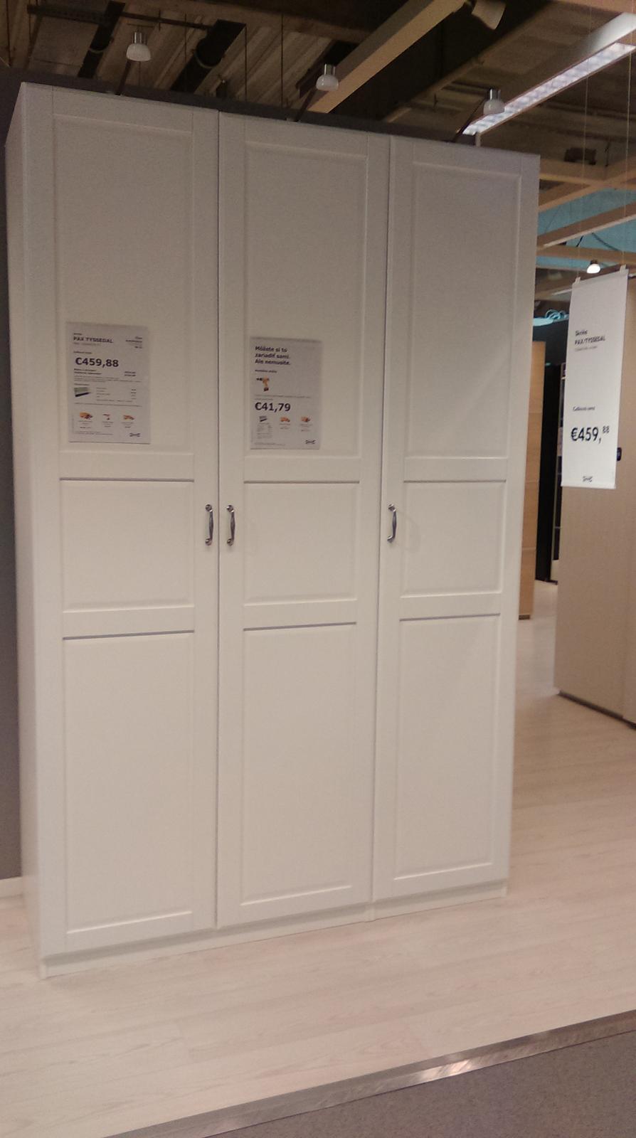 Biela Ikea... - Obrázok č. 192