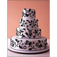 jak bude možná vypadat dort...