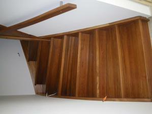 schodiště fa Lischka - z jilmu :-)
