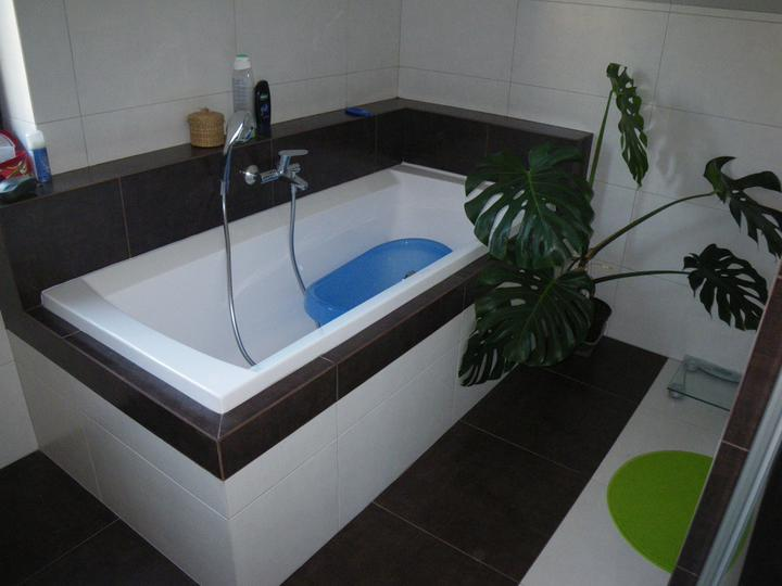 Domek - Koupelna nahoře