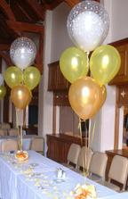 Balónky nebudou chybět už jsou objednané i s potiskem